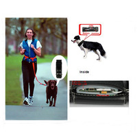 Global Real Time GPS Tracker add on Dog collar user Manunal GSM/GPRS/GPS Tracking Device Track through both PC& Smartphone APP