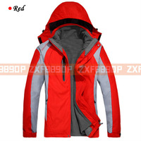 2013 New Free shipping womens outdoor jacket lassie clothing snow jacket for women  ski set Jacket snowboard suit Green