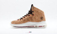 Free Shipping 2013 New LBJ10X Cork Mens Athletic Basketball Shoe Cheap Name Brand Men LBJ10 Free Shipping