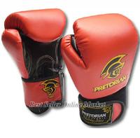 Best Quality Pretorian 10/12/14/16oz Boxing Gloves Sandbags Adult Sanda Ventilation Fists Sports Black/Red Fight Gloves