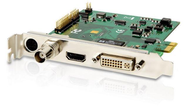 PCI Express HD Video Capture Card 1080p - SDI/HDMI/DVI/VGA/Component TV Tuners/Video Capture (PEXHDCAP)(China (Mainland))
