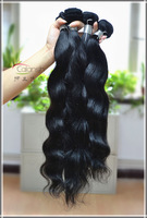 Body wave hair extensions grade AAAAA 50g per pc 6 pcs per lot free shipping