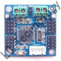 the LCSC - 16 16-way servo controller, servo motor controller + USB cable