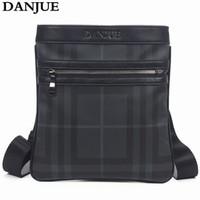 2013 men's casual ultra-thin shoulder bag messenger bag Cowhide+PU leather