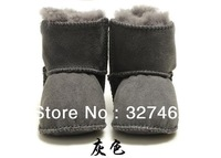 100% Australian Sheep Fur One Boots For Children, Baby Shoes, Baby Toddler Shoes, Cotton Shoes + FREE SHIPPING