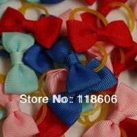 500pcs Hot Sale 100%Handmade Dog Hair Decorational Bow from China Freeshipping