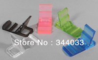 Mini Foldable Cradle Stand Mount Holder for iPhone 5 / 4S / 4 / 3G & 3GS / Mobile Phone 3pcs Free shipping