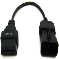 1PC OBD OBD2 OBDII Adapter Cable Pack for AUTOCOM CDP Pro Car Diagnostic Tool + Free Shipping