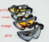 Cool Motorcycle Motocross ATV Dirt Bike Off Road Racing Goggles glasses Surfing Airsoft Paintball free drop shipping