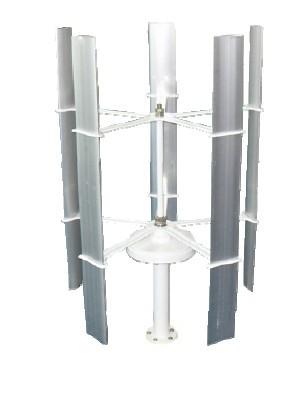 Max 75W vertical wind generator/50W wind power system/wind turbine generator/vertical axis wind turbine(China (Mainland))