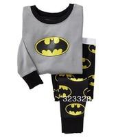 HIGH Quality pajamas kids jumpsuits bodysuit pyjamas sleepwear 6sets/lot Free shipping 6pcs/lot