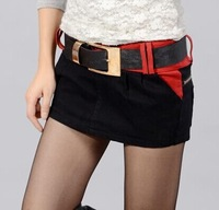 Pollera De Jeans Sexy tight miniskirt mini slim  skirt hip skirt bust skirt casual all-match step saia jeans