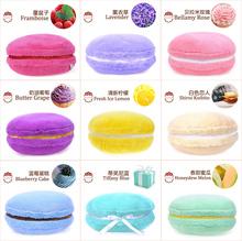2014 new Hot selling Macaron shape cushion round cake pillow Sofa Decoration Home Decor Wedding Gifts Christmas girlfriend Gift(China (Mainland))