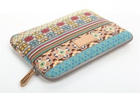 "Fashionable Design Laptop Sleeve Case Bag for Macbook Air 11 .6 "" Inch Notebook + Free shipping"