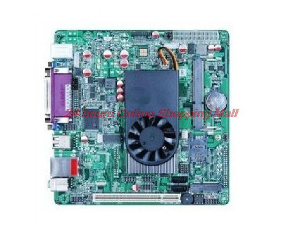 Intel ATOM D425 MINI ITX dual core atom motherboard(China (Mainland))