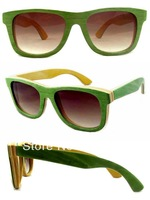 Free Shipping 2013 New Arrive High Quality 100% Handmade Wood Frame Polarized Eyewear Sunglasses Women Z68004D