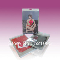 Computer Embroidery Free Size Sexy Underwear With Floral Pattern Of Lady, Women's Intimate Wear, Transparent Chinese Bellyband