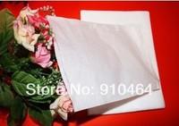 1000pcs/LOT 5x6cn+1000pcs/Lot 8*9CM Heat sealing filter paper tea bag,empty tea bag,paper filters for tea,clean Herb filter bag