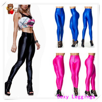 2014 High Waist Leggings For Women Zipper Brand Gym Yogo Supper Stretched Plux Size Fitness Best Selling candy Colors
