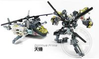 Hot sale Star warsTransformation hammer Autobots Optimus prime Tin starscream and megatron robocar Action figures Toys