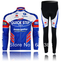 Long-sleeve triathlon wear ride service set spring and autumn thin long-sleeve ride service suit bicycle clothing Men