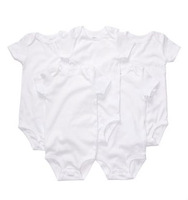 new 2013 5pcs/lot  clothing sets Summer short-sleeve toddler's cotton Jumpsuits Baby Suit  Rompers Boy Girl design