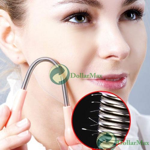 Es aconsejable el uso de la Epilady para el vello facial