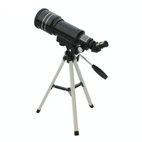 Professional 70300 (300/70mm) Terrestrial Astronomical Telescope,rich-field refractor telescope. 15x-338x magnification