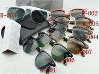 High Quanlity 3016 clubmaster Black Sunglasses Unisex  men's   women's glasses