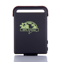 TK102 Mini Spy RealTime Vehicle GPS Tracker GSM GPRS GPS System Tracking Device