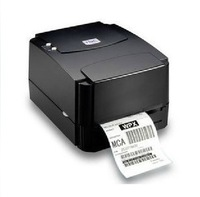 2013 New TSC B-2404 Label Printer, Desktop thermal/thermal thansfer barcode printer RS232 + USB port, Upgrade from TTP-244 Plus