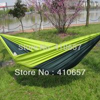 Discount Outdoor Camping Travel Hammock Thicken Bed Stylish Garden New Portable Hammock Sleeping Bed