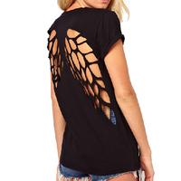 Женские блузки и Рубашки CHIC Animal Prints Single POCKET LONG SLEEVE CHIFFON SHIRT WF-3672