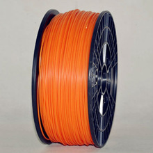 3D Printer Filament  ABS 1.75mm for Makerbot/Reprap/Mendel/UP Machine 1kg(2.2lb) Orange
