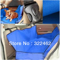 Pet Dog Back Car Seat Safety Travel Waterproof Hammock Cover Mat Carpet Cushion Protector 3 Color Factory Wholesale HG-0019
