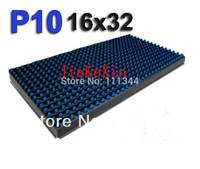 P10 display led outdoor waterproof LED Display module, p10 blue color led display signs