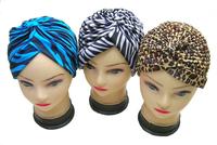 2014 new wholesale Classic arabic Turban, Muslim hat, Dastar, women's turban spring hat Free shipping