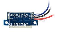 8pcs/Lot Wholesale Red Mini LED Digital Voltmeter Panel Meter Volt Voltage Meter DC 0-30V TK0600