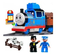 Thomas train tunnel  blocks assembled + Free shipping
