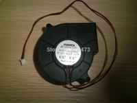 about on   radiator fan  7530 B7530M12 12V 0.15A 1.8W 7.5CM 2 wire humidifier fan