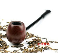 Classic 13cm Mini Smoking Pipe Best Tobacco Briar Wooden Smoking Pipes Drop Shipping