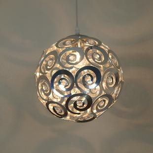 New 2013 novelty Aluminium crystal lighting fitting living room lights modern brief bedroom ...