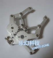 Aluminum alloy mechanical claw metal robot / robotic arm gripper accessories Servo Bracket
