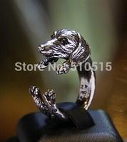 Hot Dachshund Weiner Hug Sausage Dog Wrap Ring