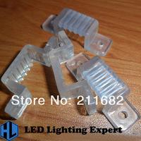 factory direct sale 3528 attaching clamp reaining clip t110V 220V 230v 240v high voltage 60LEDS / m