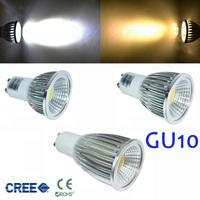 Ultra Bright GU10 CREE  LED spot lights lamp bulb 3W/6W/9W/12W