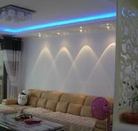 Brief modern lighting quality aluminum spotlights downlight tv sofa background light led ceiling light