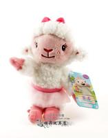 New 2014  Original  Doc McStuffinsStuffed Toys Mini Lambie 16CM Dolls For Girls