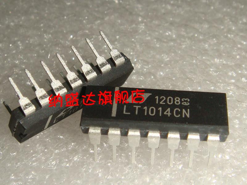 Lt1014cn LT1014 DIP14