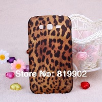 Luxury Sexy leopard ultra-thin protective hard back case cover for Samsung Galaxy Grand Duos i9082 i9080 9082